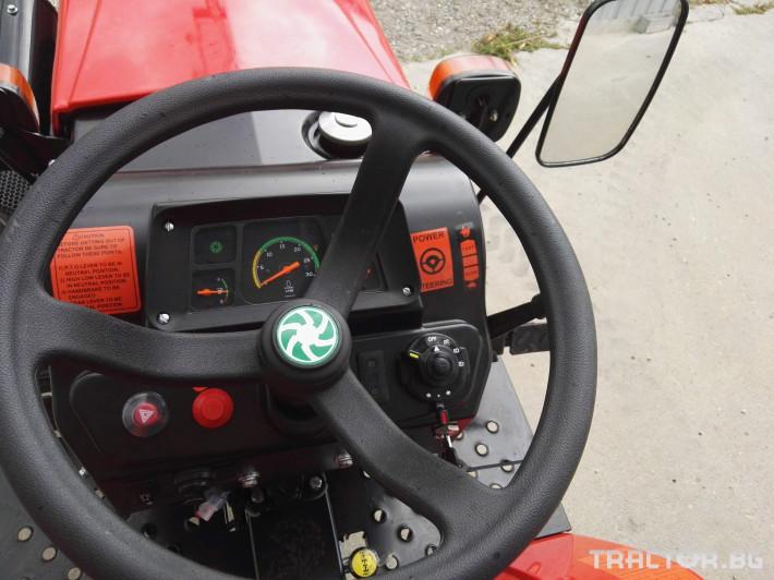 Трактори Fieldtrac 180D 2 - Трактор БГ
