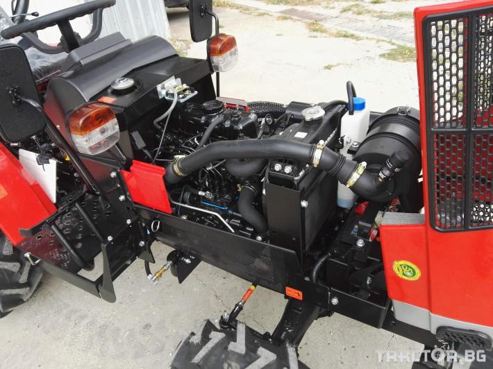 Трактори Fieldtrac 180D 3 - Трактор БГ