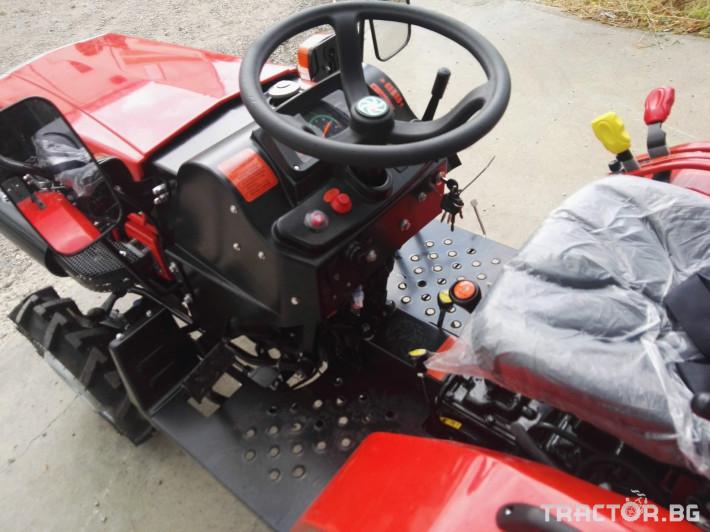 Трактори Fieldtrac 180D 4 - Трактор БГ