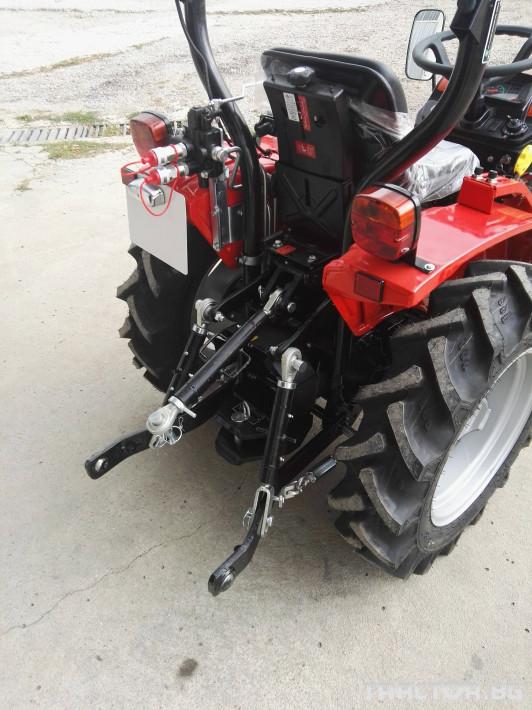 Трактори Fieldtrac 180D 5 - Трактор БГ