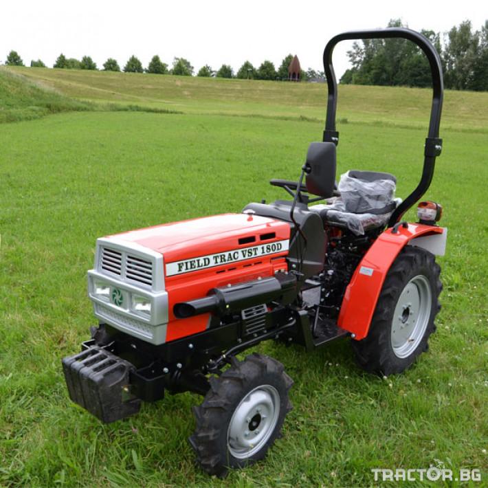 Трактори Fieldtrac 180D 6 - Трактор БГ