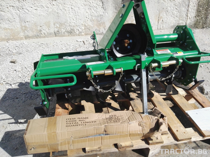 Фрези BETTER AGRO  RT 105 0 - Трактор БГ