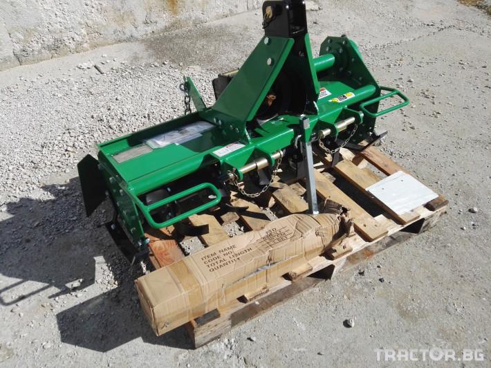 Фрези BETTER AGRO  RT 105 9 - Трактор БГ