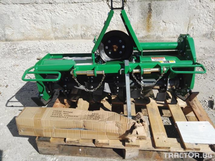 Фрези BETTER AGRO  RT 105 1 - Трактор БГ
