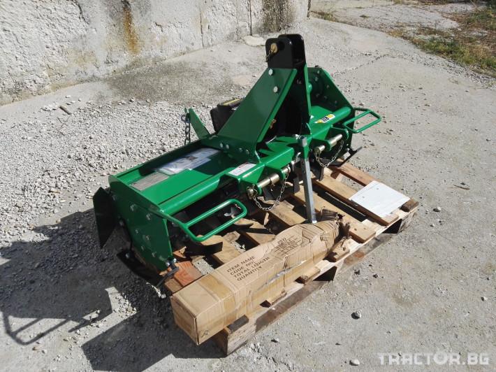 Фрези BETTER AGRO  RT 105 3 - Трактор БГ