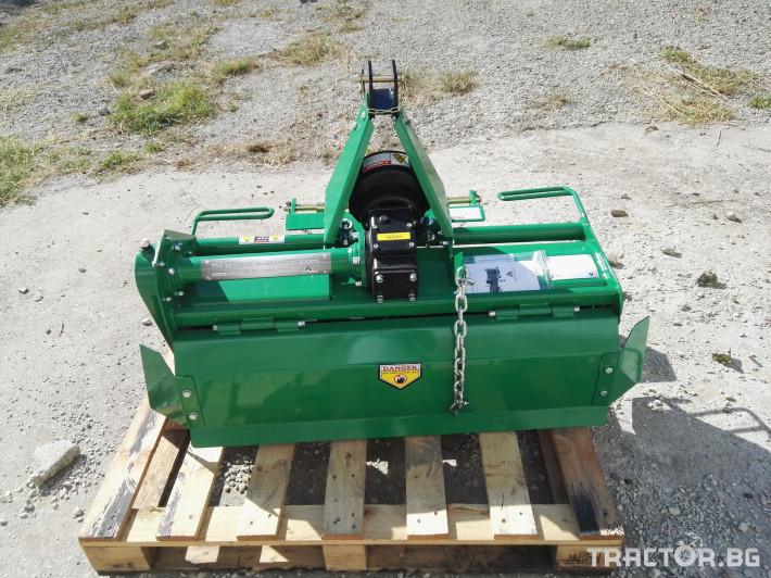 Фрези BETTER AGRO  RT 105 6 - Трактор БГ