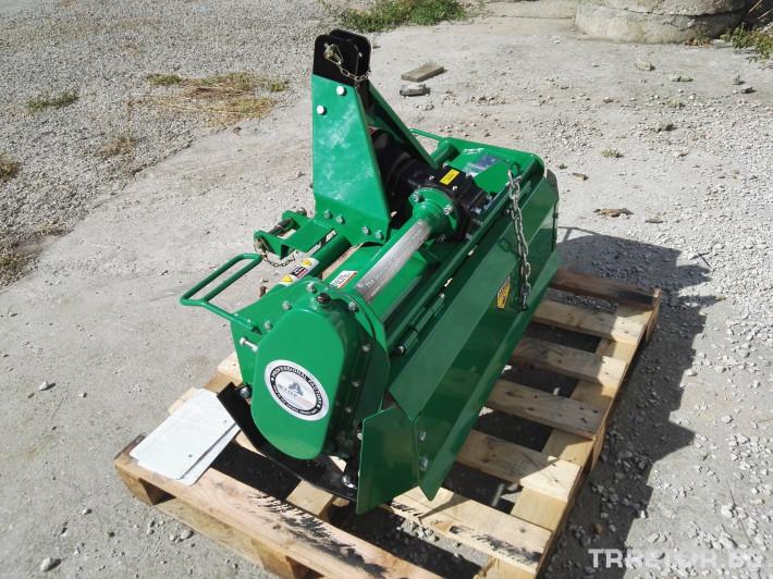 Фрези BETTER AGRO  RT 105 8 - Трактор БГ