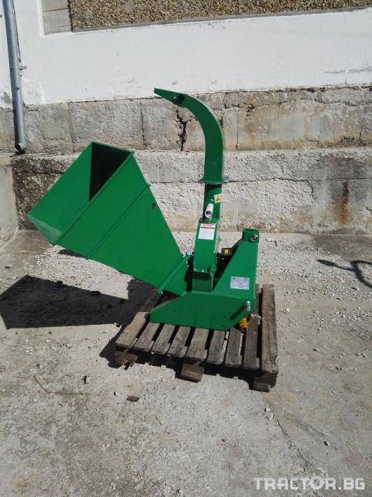 Машини за дърводобив Внос Надробител за клони BX 42 L 0 - Трактор БГ