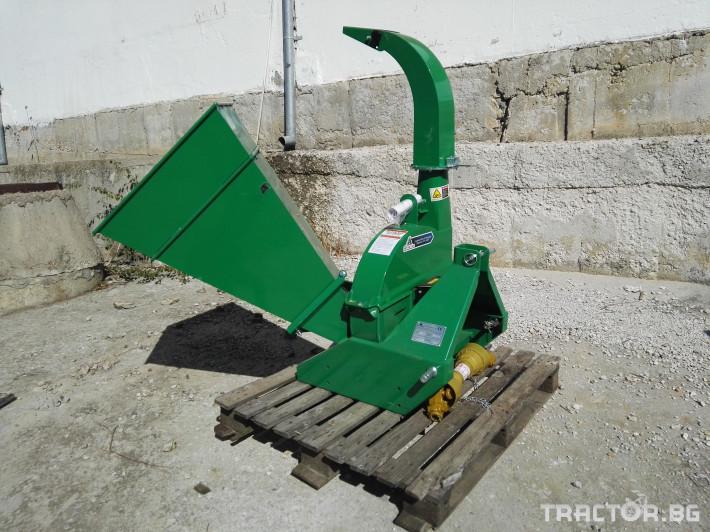 Машини за дърводобив Внос Надробител за клони BX 42 L 3 - Трактор БГ