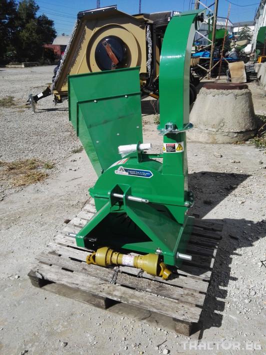 Машини за дърводобив Внос Надробител за клони BX 42 L 2 - Трактор БГ