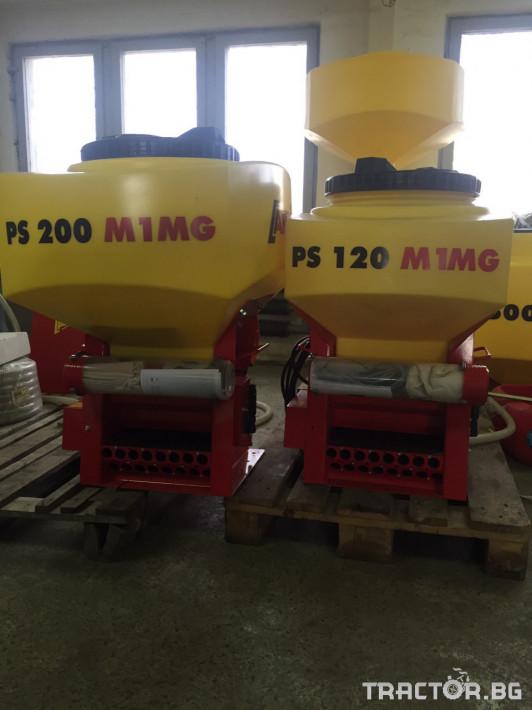 Торачки APV PS 120 - 500 0 - Трактор БГ