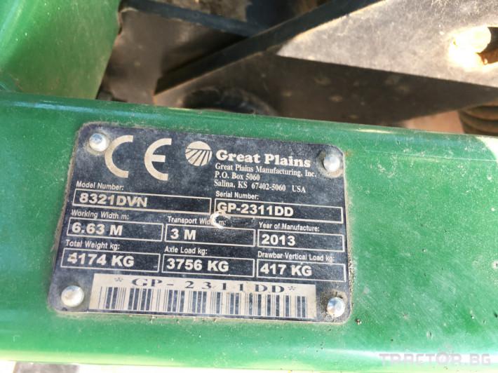 Култиватори Great Plains DVN 8321 5 - Трактор БГ