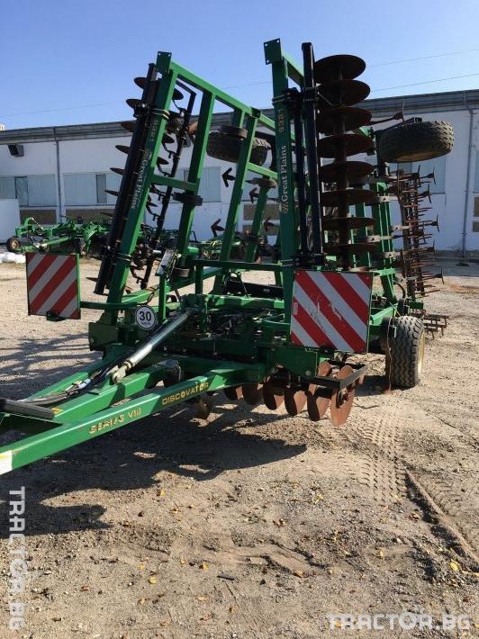Култиватори Great Plains DVN 8321 3 - Трактор БГ