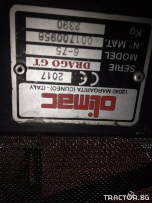 Хедери за жътва Olimac GT6 5 - Трактор БГ