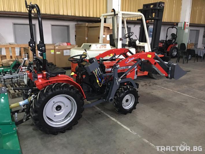 Трактори Fieldtrac 270 1 - Трактор БГ