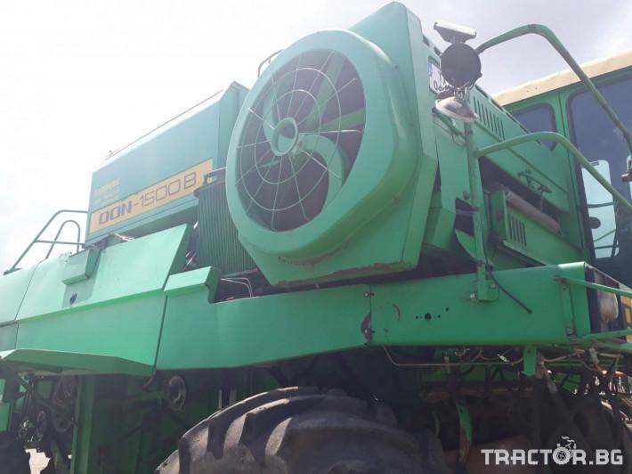 Комбайни ДОН Нива 1500B 2 - Трактор БГ