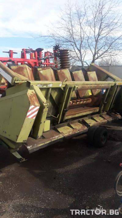 Комбайни ДОН Нива 1500B 8 - Трактор БГ
