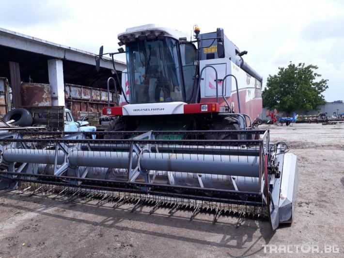 Комбайни Rostselmash ACROS 560 0 - Трактор БГ