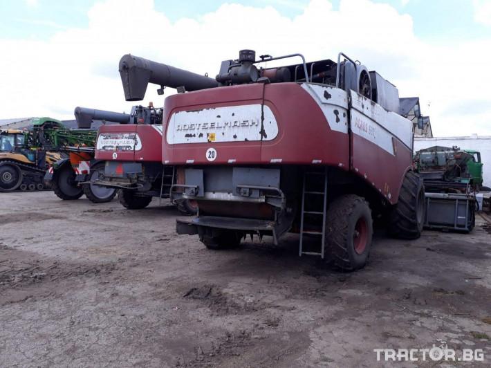 Комбайни Rostselmash ACROS 560 1 - Трактор БГ