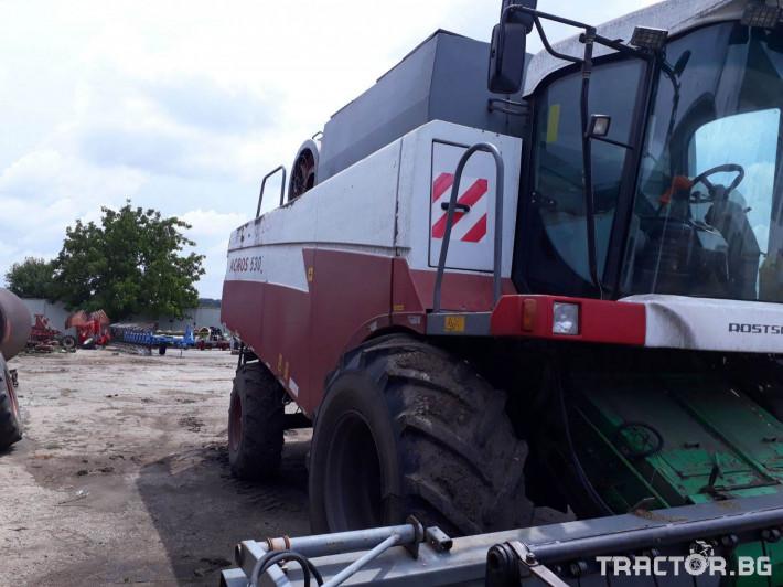 Комбайни Rostselmash ACROS 560 4 - Трактор БГ