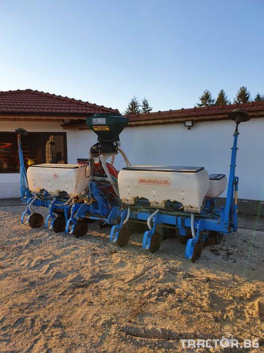 Сеялки Monosem NG 2 - Трактор БГ