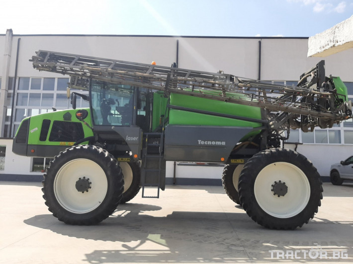 Самоходни пръскачки Tecnoma 4240 0 - Трактор БГ