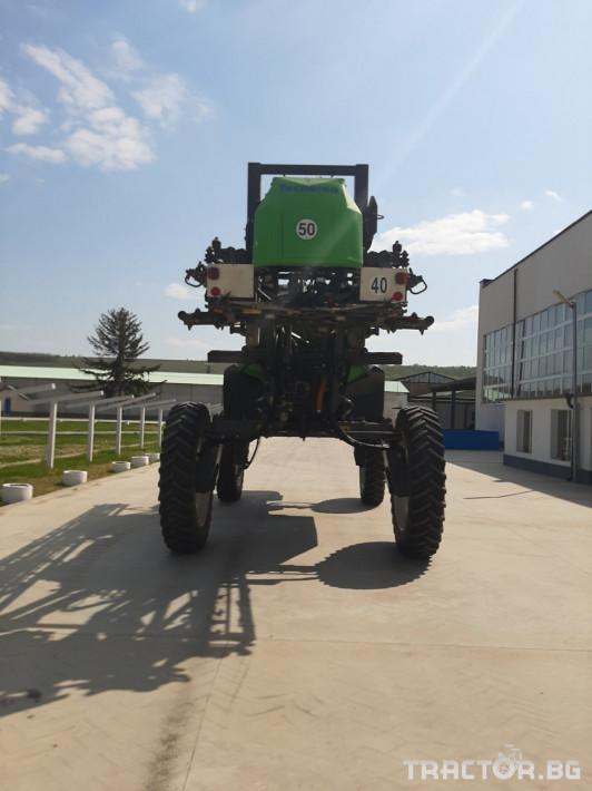 Самоходни пръскачки Tecnoma 4240 1 - Трактор БГ