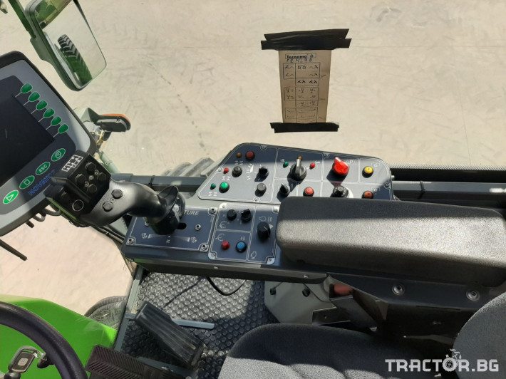Самоходни пръскачки Tecnoma 4240 5 - Трактор БГ