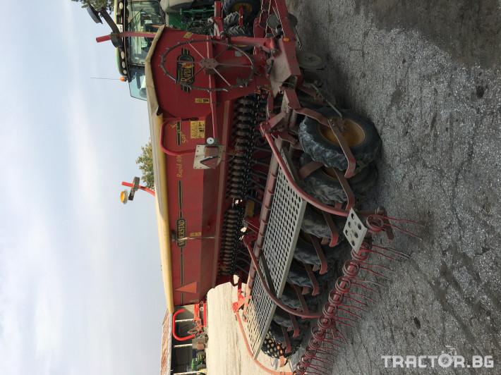Сеялки Vaderstad Rapid RD400 S 2 - Трактор БГ