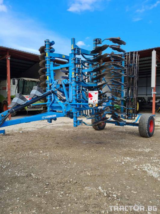 Брани Lemken KUA 9/500 1 - Трактор БГ