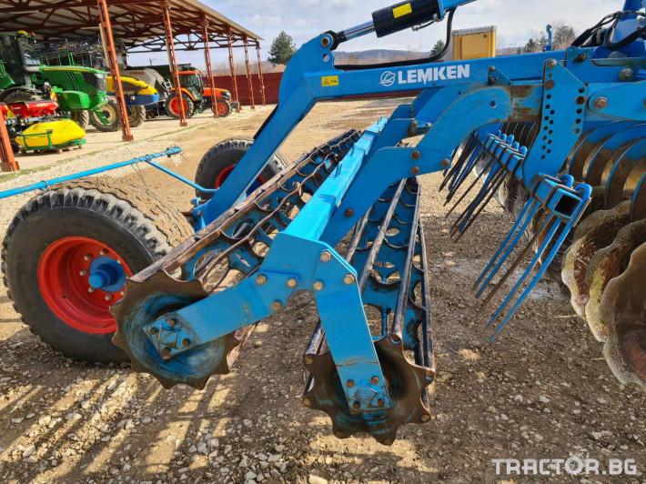 Брани Lemken KUA 9/500 8 - Трактор БГ